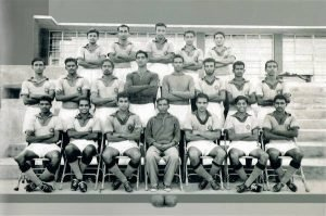 1962 Asian Games Indian football team