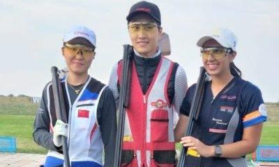 Asian Shotgun Championship