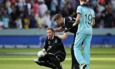 Cricket - ICC Cricket World Cup Final - New Zealand v England