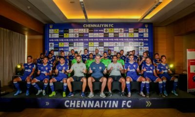 Chennaiyin FC Squad for the 2019-20 ISL Season