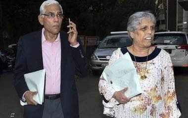 Edulji and; Vinod Rai