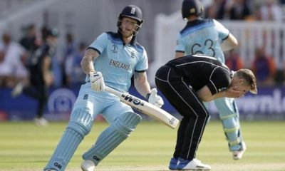 England vs New Zealand World Cup Final