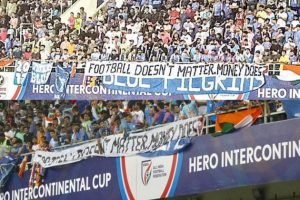 Indian football Fans