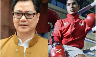 Sports Minister Kiren Rijiju to talk to BFI over Nikhat Zareen's trial demands
