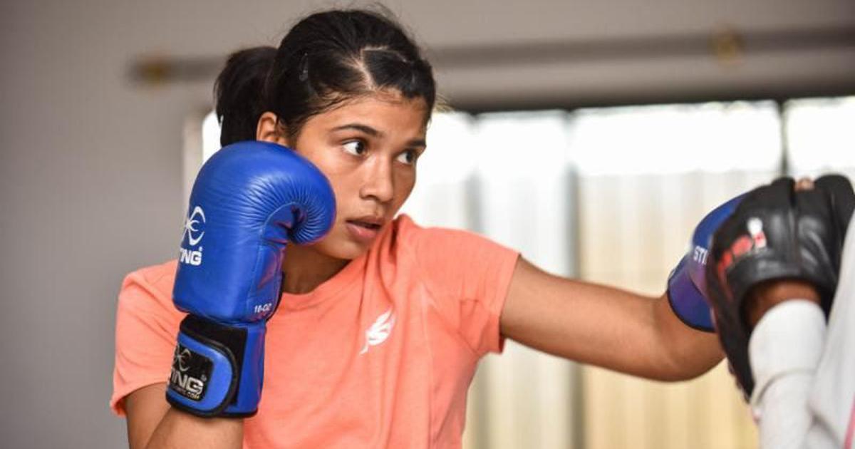 Nikhat Zareen