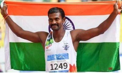 Para Athlete Gunasekaran