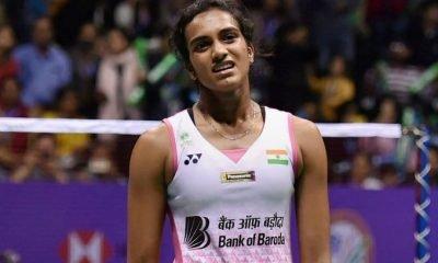 PV Sindhu badminton