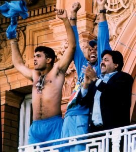Sourav Ganguly Lord's