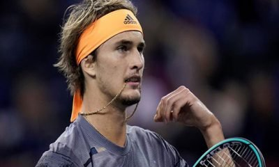 Zverev knocked out of ATP Swiss Indoors in first round