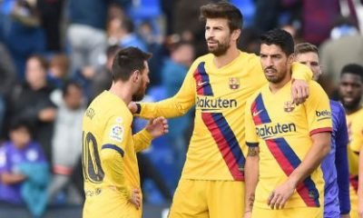 Barcelona - La Liga