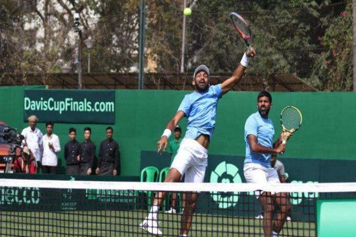 Davis cup- India