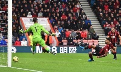 Bournemouth stun Man United in Premier League