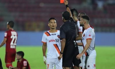 FC Goa showcaused for misconduct in ISL game vs NorthEast