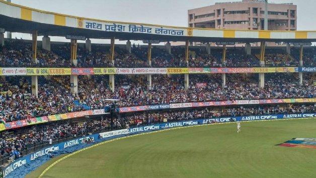 Indore- Holkar Stadium