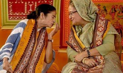 Mamta and Hasina