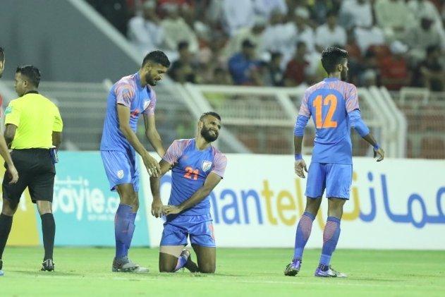 Oman vs India