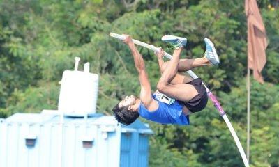 Parshant Kanhaiya rewrites 33-year-old junior pole vault record