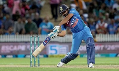 Knew Rajkot pitch was suitable for power hitting, says Rohit