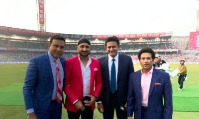 Sachin, Kumble, Harbhajan, Laxman