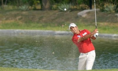 Shiv Kapur at Panasonic Open