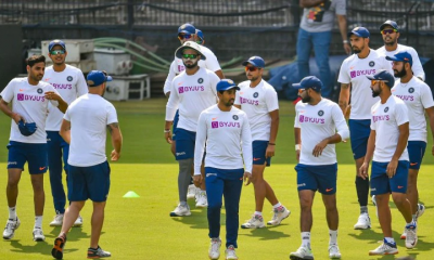 Team India in Indore