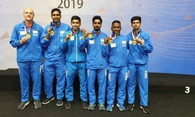 TT Men team