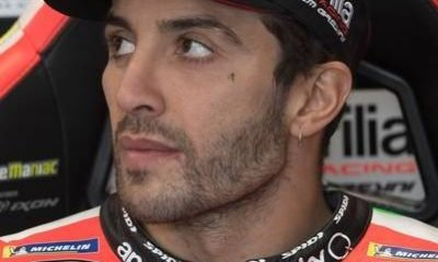 MotoGP rider Andrea Iannone suspended for doping