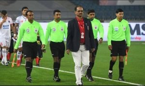 Indian referees