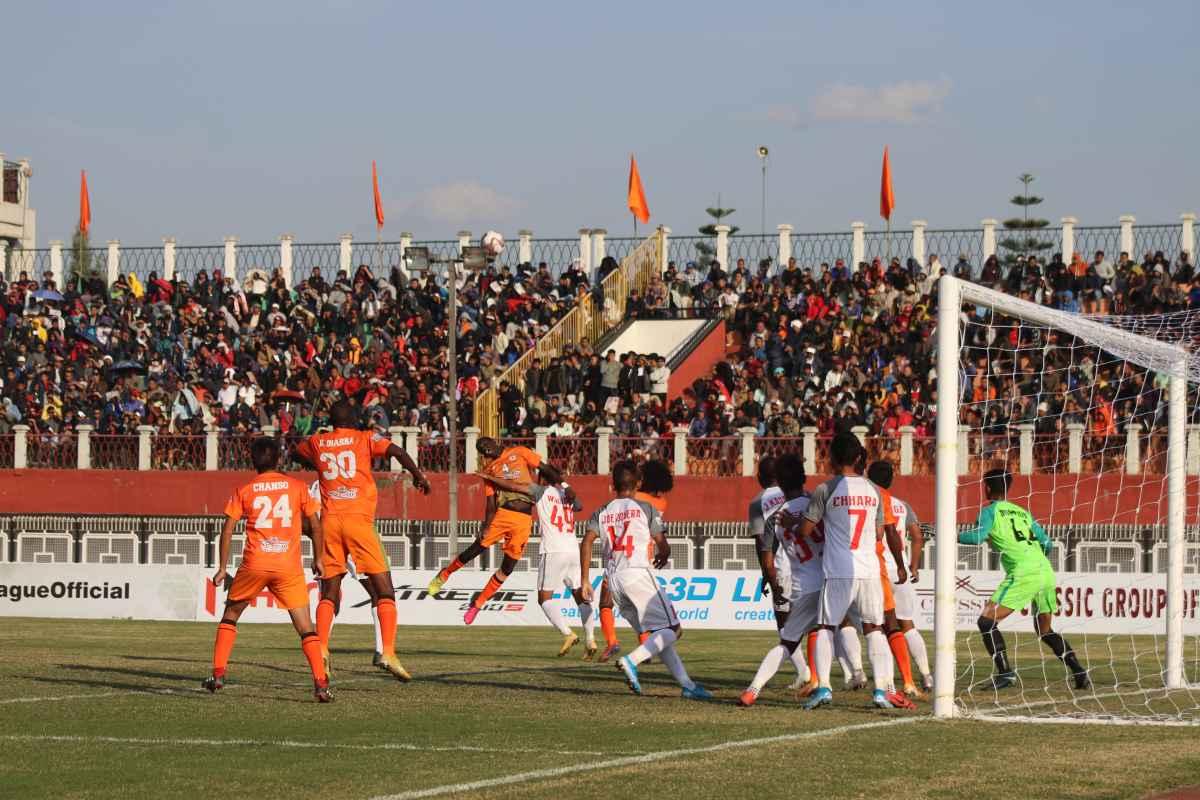 Neroca FC vs Aizwal FC