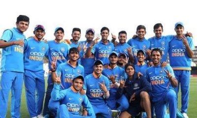 Priyam Garg - U-19 team