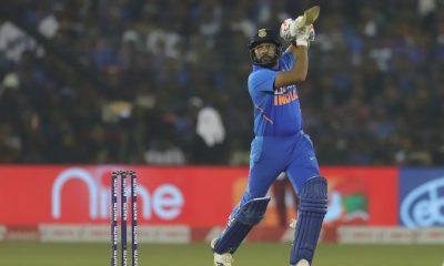 Rohit Sharma cuttack
