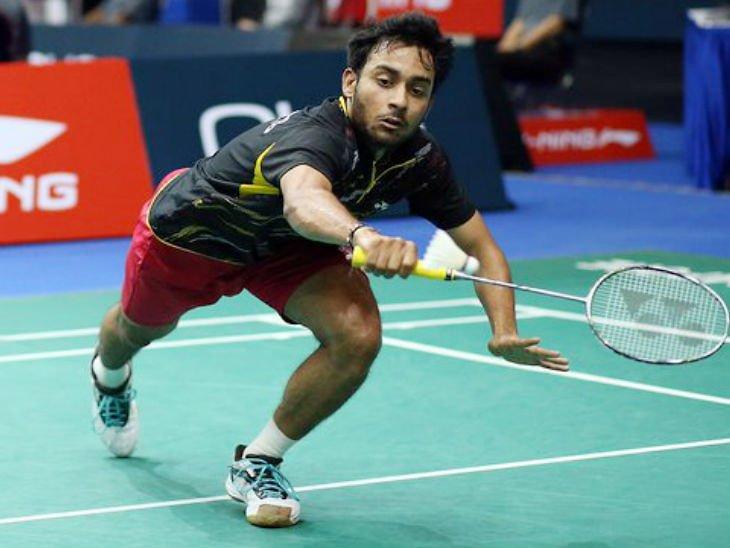Saurabh - Badminton