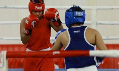 Sonia, Jyoti in women's national boxing quarters