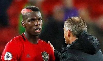 Illness delays Pogba's return from injury: Man United coach Solskjaer