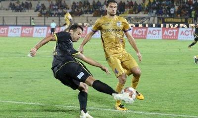 Mumbai-Hyderabad ISL