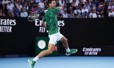 Novak DjokovicAUS