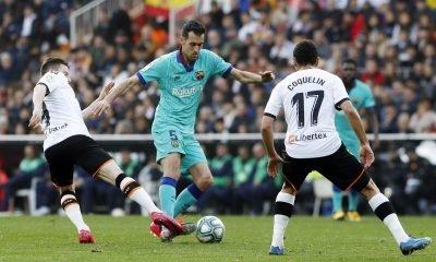 Valencia vs Barca