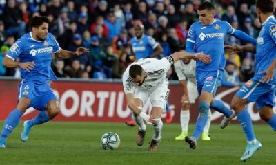 La Liga: Getafe win again, Atletico end winless