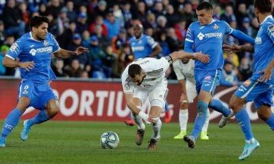 La Liga: Getafe win again, Atletico end winless