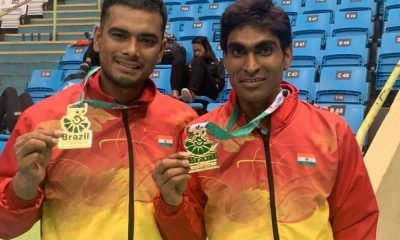 Brazil Para Badminton: Bhagat stars as India bag 10 medals