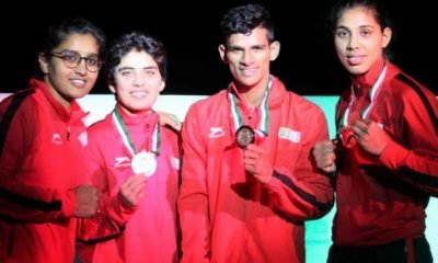 Indian-boxers-pose-with-their-medals-at-the-Bocskai-Memorial-Tournament-in-Hungary-