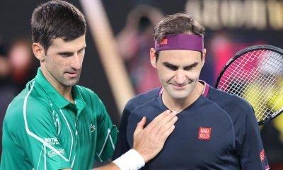 Will miss Federer in Dubai, says Djokovic