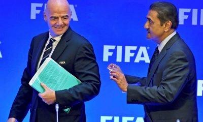 Praful Patel FIFA