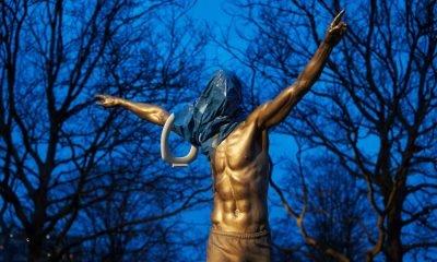 Much vandalised Zlatan Ibrahimovic statue to be relocated