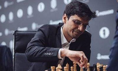 Indian Grandmaster P Harikrishna