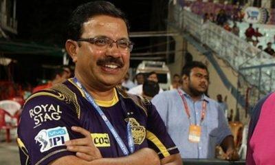 Kolkata Knight Riders CEO Venky Mysore,