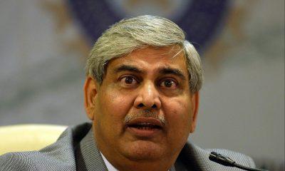 Shashank Manohar