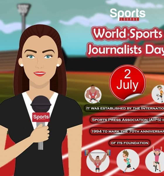 world sports journalists day